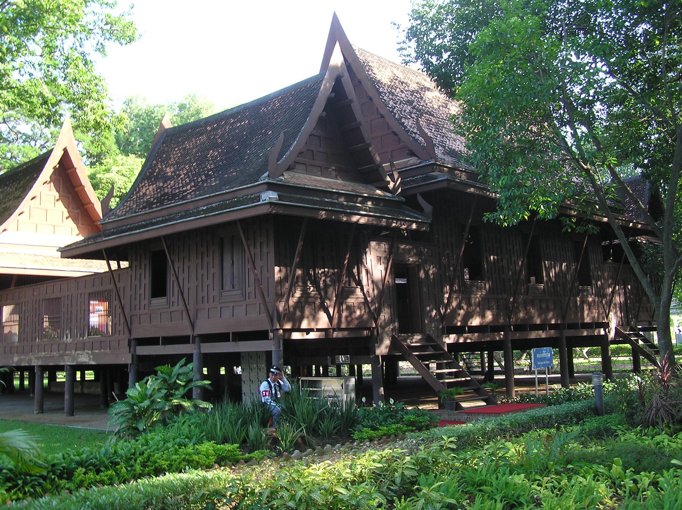 Thai way thai wisdom make thai lifestyle easier for Thailand houses pictures