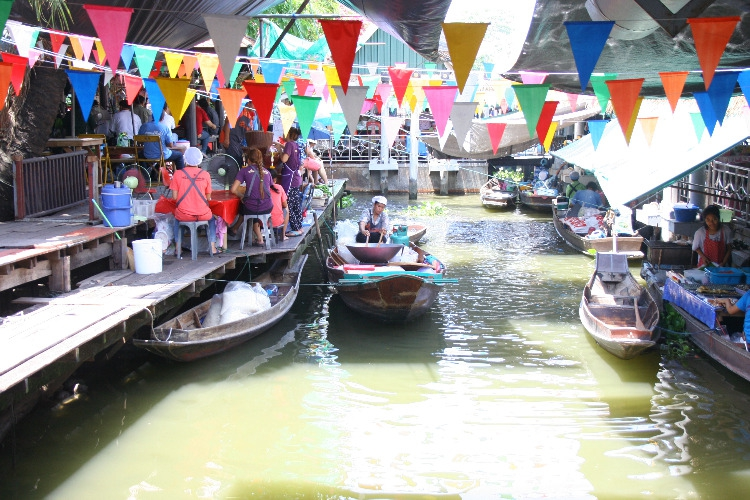 floatingmarket, takemetour, bangkok, local, daytrip, daytour, localexpert