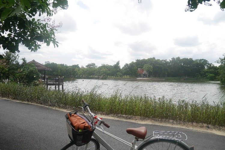 things to do in bangkok, bangkok, cycling, bicycle, bike, park