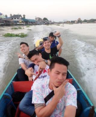 things to do in bangkok, bangkok, koh kred, boat