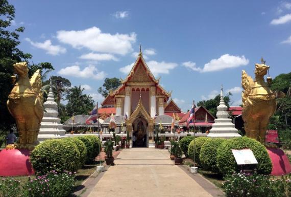 things to do in bangkok, bangkok, koh kred, temple