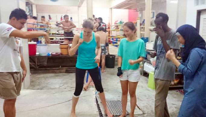 things to do in bangkok, bangkok, muaythai, boxing
