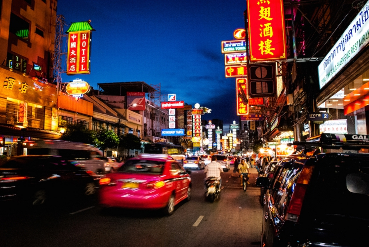 things to do in bangkok, bangkok, old town, china town, yao warat , sightseeing