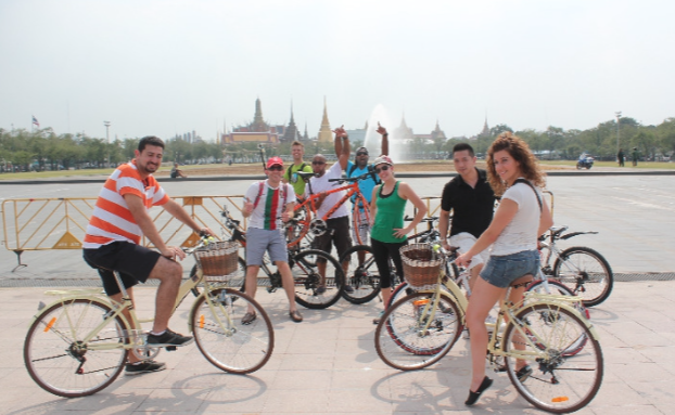 things to do in bangkok, bangkok, cycling, bicycle, bike