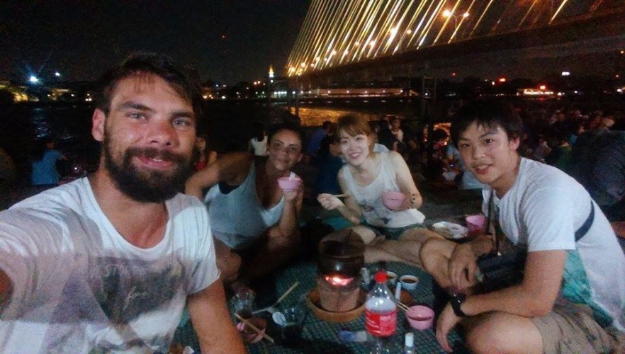 local, day, trip, bangkok, old town, local expert, things to do in Bangkok, loy krathong, dinner by the river