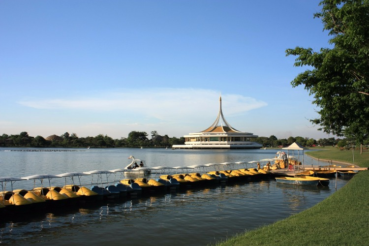 local day trips, one day trips in bangkok, park, chill out