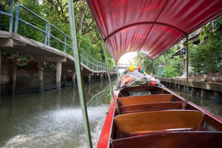 Bangkok_klong lat mayom floating market_boat