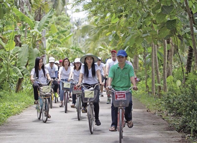 cycling in Thailand_samut_songkram