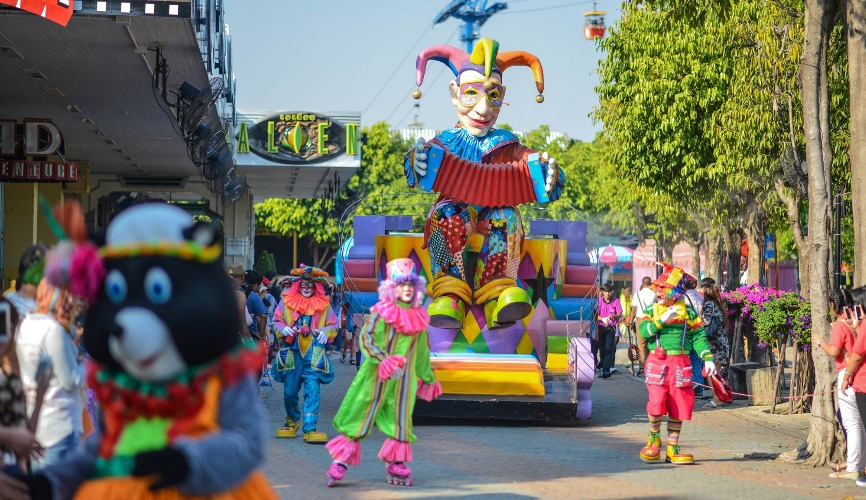 things to do in bangkok_dreamworld