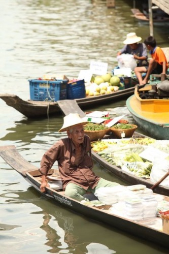 things to do in bangkok_floatingmarket