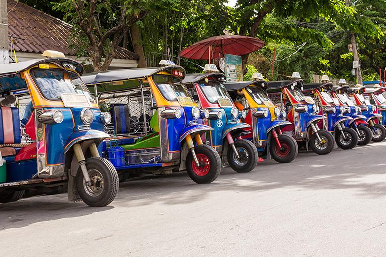 why Bangkok is the best city, bangkok, transportation, tuk tuk