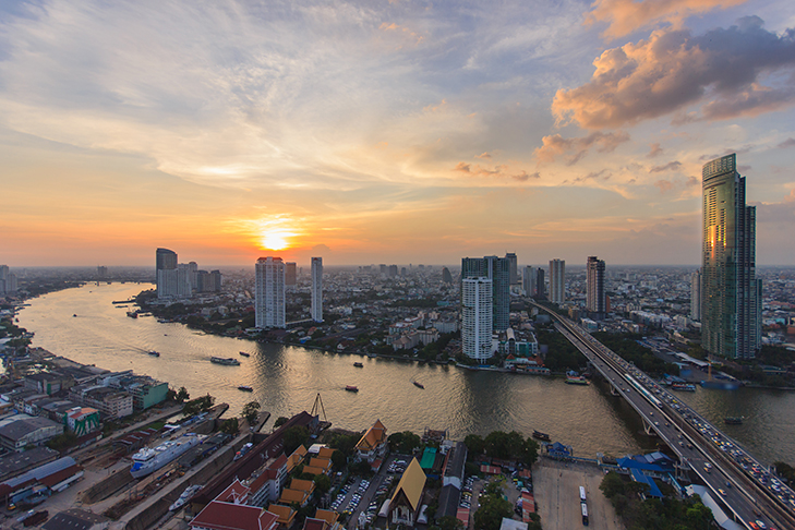 why Bangkok is the best city, bangkok