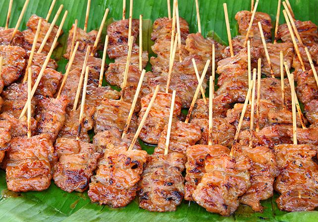 Thai street, street food, food vendor, thailand, thai food