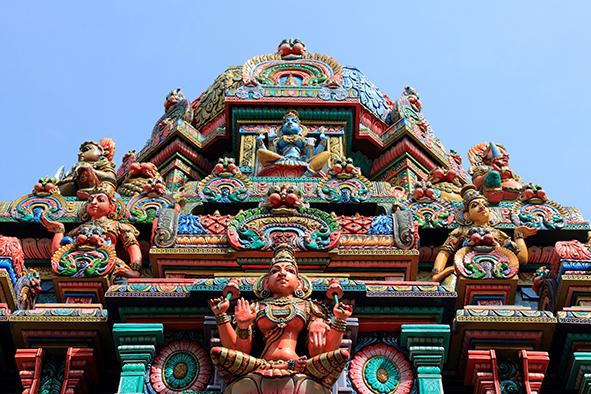 explore bangkok, bangkok, hindu temple