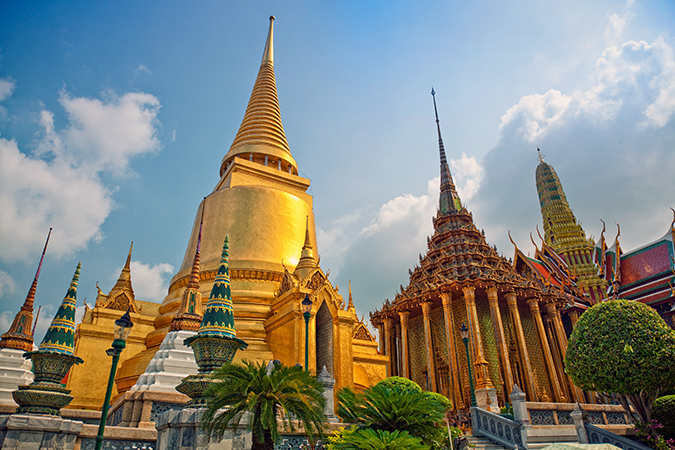 explore bangkok, wat phra kaew, bangkok