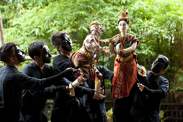 bangkok museums, museums