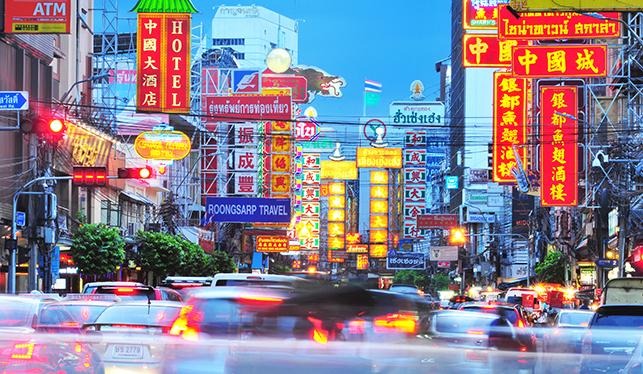 pokemon go in bangkok, pokemon go, bangkok, things to do in bangkok, chinatown