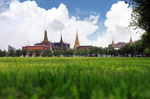 pokemon go in bangkok, pokemon go, bangkok, things to do in bangkok, sanam luang