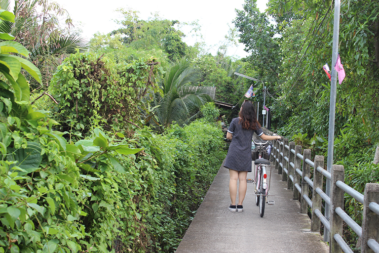 rainy season, things to do, cycling, explore bangkok