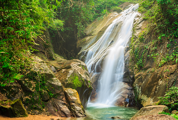 things to do, chiang rai, waterfalls
