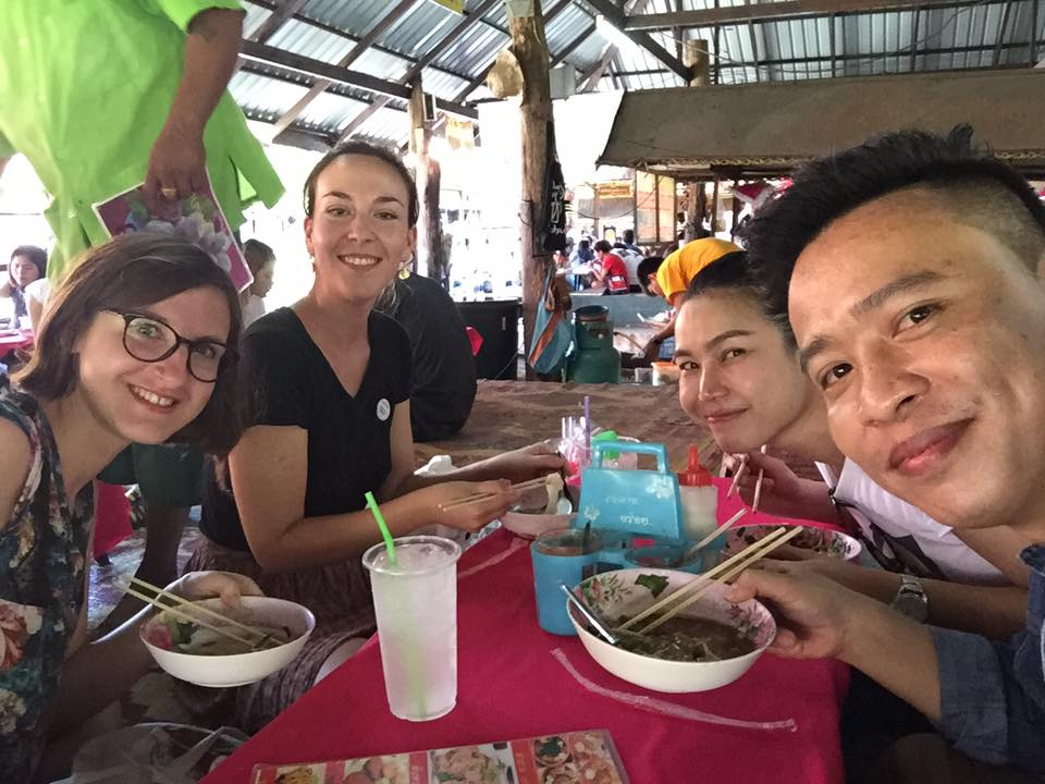 TakeMeTour local experts in Thailand ayutthaya