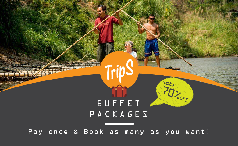 trip to Thailand, Thailand, local experience, day tour, buffet package