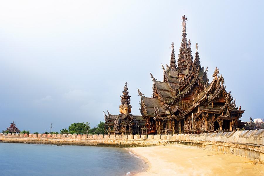 things to do in Pattaya, pattaya, chonburi, sancctuary of truth