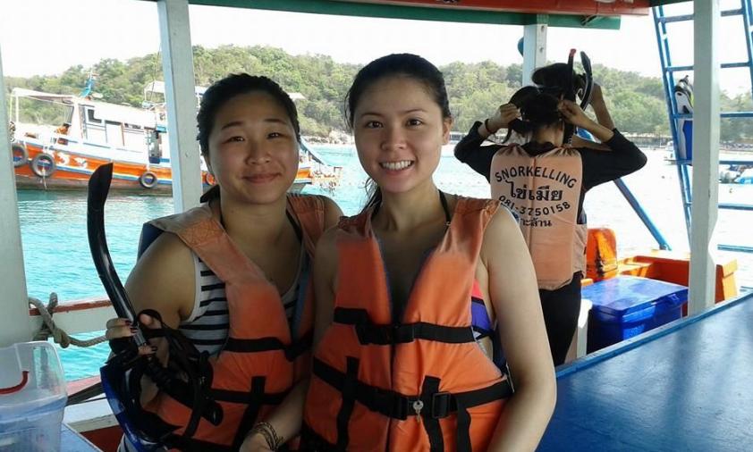 things to do in Pattaya, pattaya, chonburi, snorkeling
