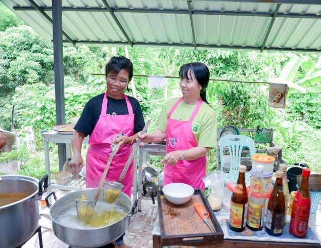 things to do, things to do in chiang mai, chiang mai, cooking, local wisdom., thai food. thai cooking