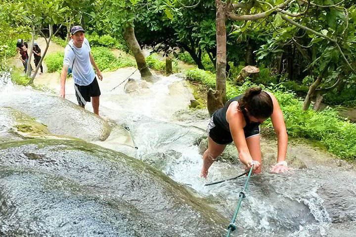 things to do, things to do in chiang mai, chiang mai, waterfalls, falls, sticky waterfall, bua tong, trekking, hiking