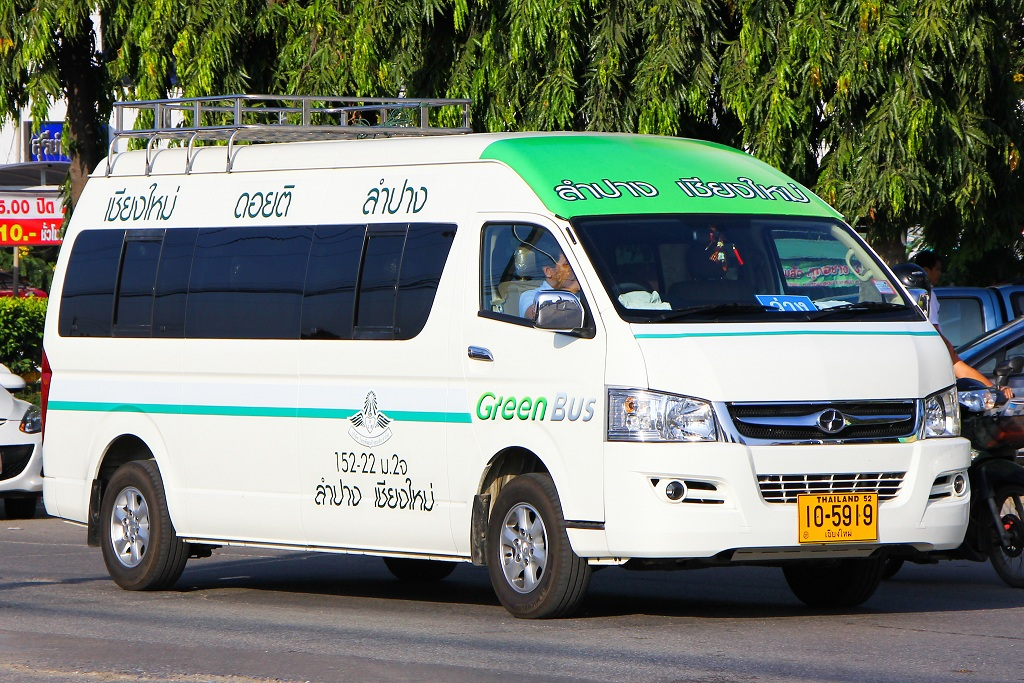 e188dac31a FYI  Moving out this October! New van hubs to get around Thailand