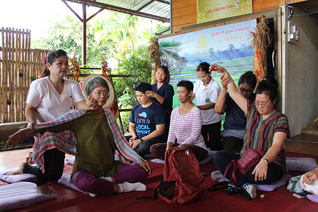 local wisdom in chiangmai, chiang mai, things to do, creative tourism, sustainable lifestyle, massage