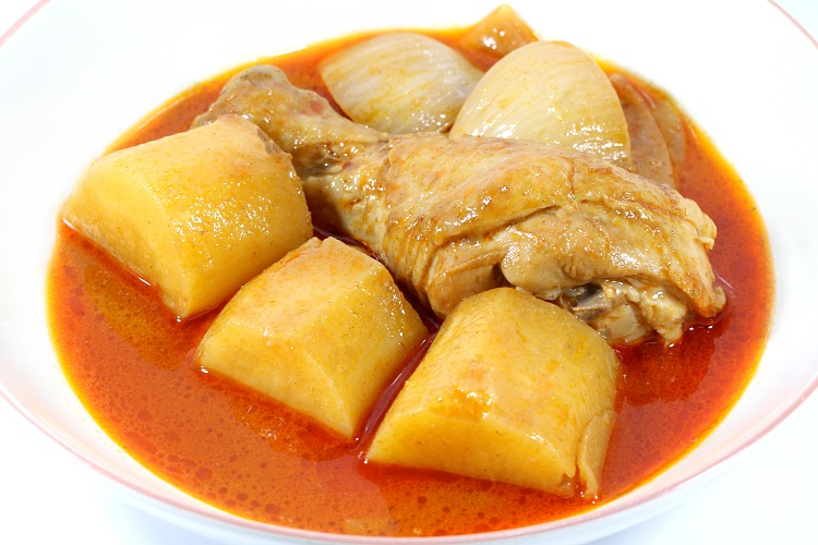 thai food, thai soups, thai cuisine, gaeng, mussamun