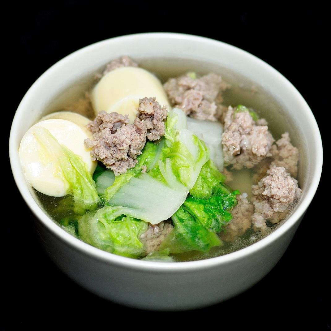 thai food, thai soups, thai cuisine, gaeng, tofu