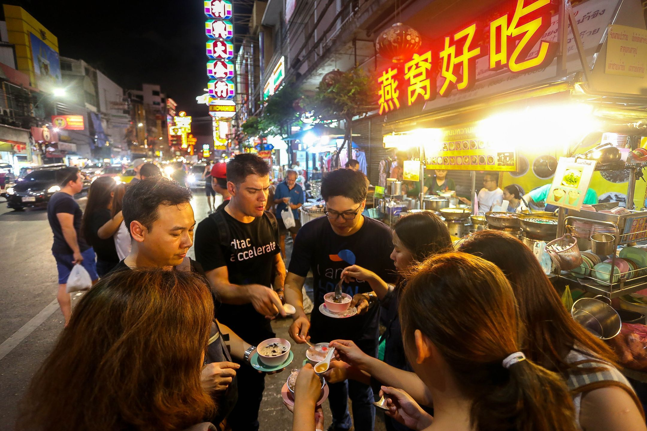 things to do in bangkok, bangkok at night, bangkok, street food