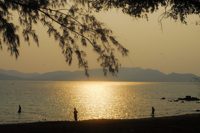 Sattahip - Beach near Bangkok