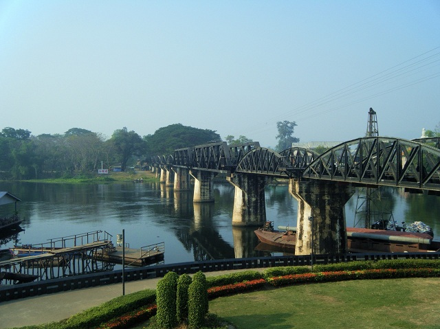 River Kwai Train View