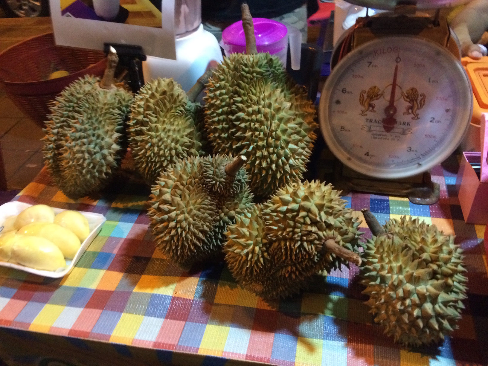 Durian Sticky Rice