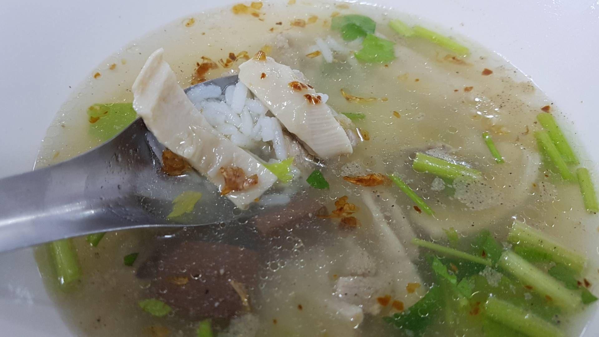 Tang Ngee Huad Duck Porridge