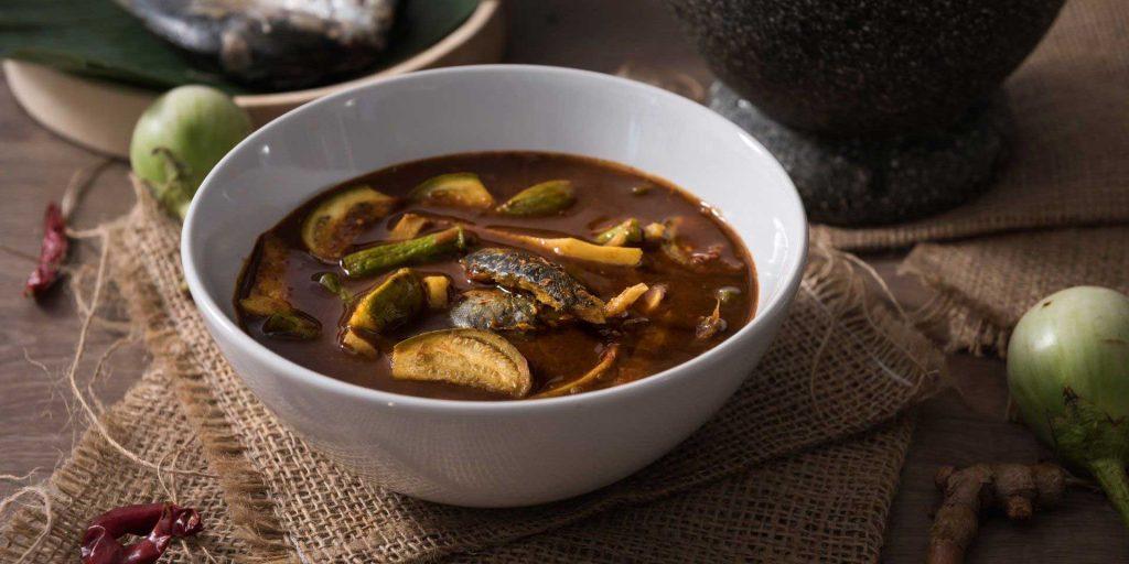 Southern Thai cuisine curry