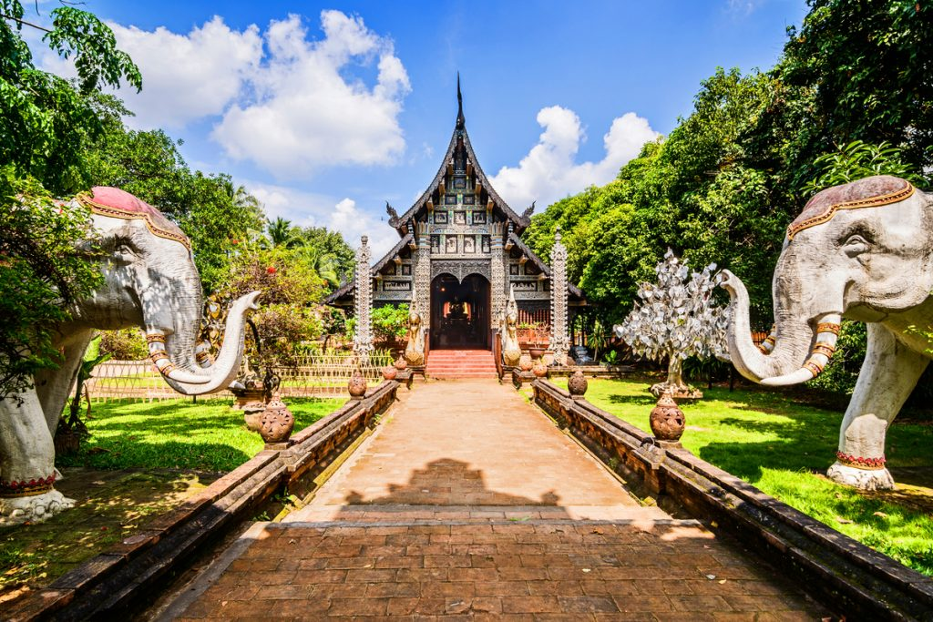 Wat Lok Molee, a hidden gem in Chiang Mai Old City