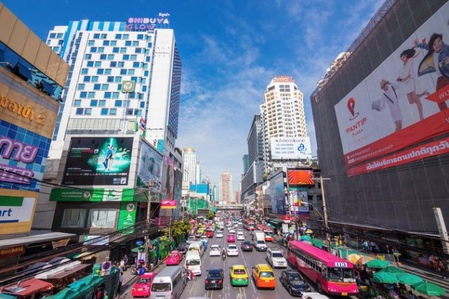 How to Use Toilets in Thailand: Shopping malls, where the best Western toilets are