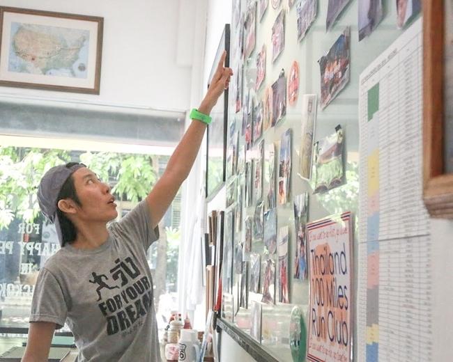Meet the Local Expert Khun Nueng Run for Your Dream