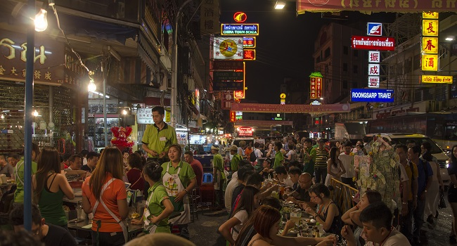 Where to go in Bangkok: Chinatown, the hearty culinary hub.