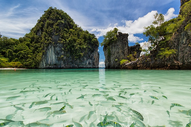 When is Thailand Monsoon Season?: Koh Hong, Krabi