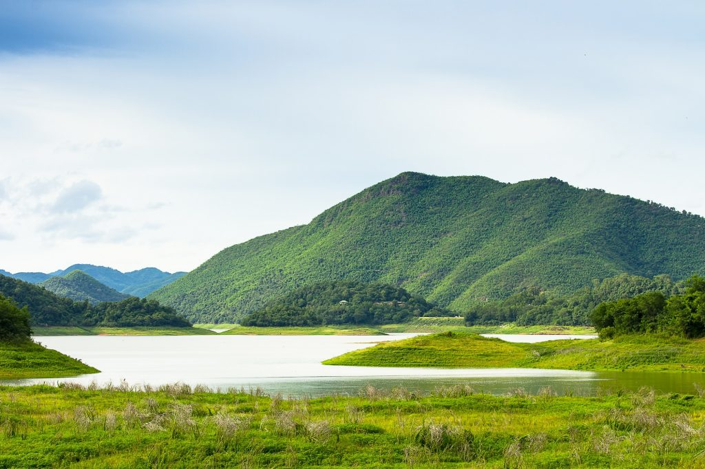 Petchaburi, Mountain, greenery