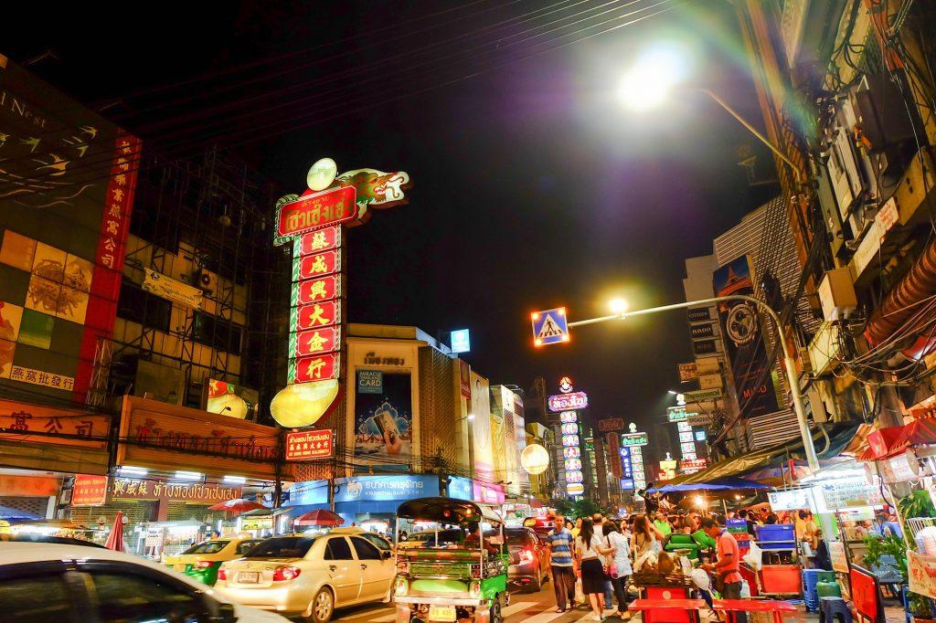 One day in Bangkok at Bangkok Chinatown is a must!