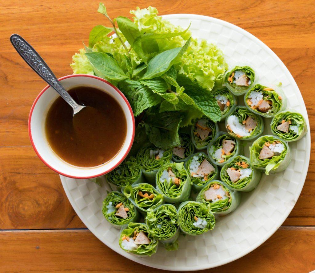 Joi Yor Sod, food in Chiang Rai