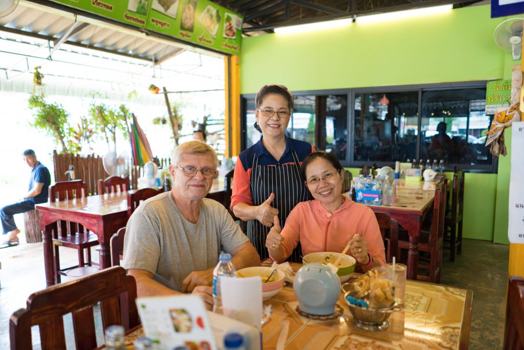Khao Soi Vijittra, best restaurants in Chiang Rai, Best Khao Soi, Lanna food