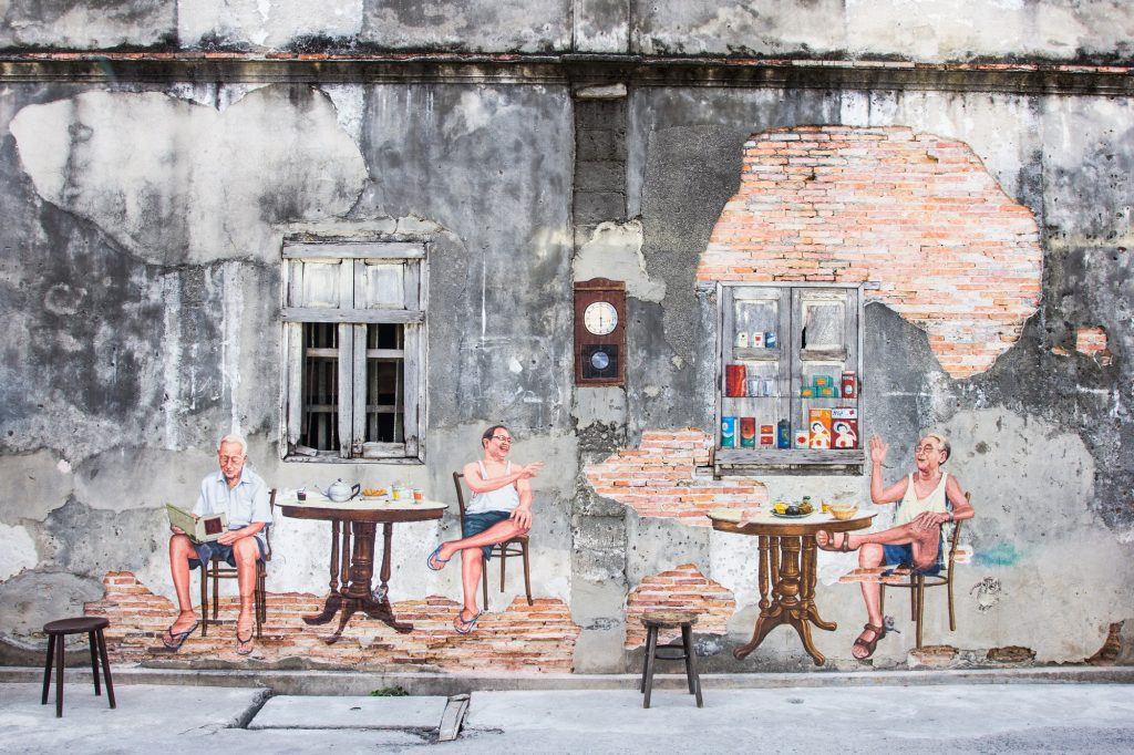 Walk around charming Songkhla old town, one of the best things to do in Hat Yai